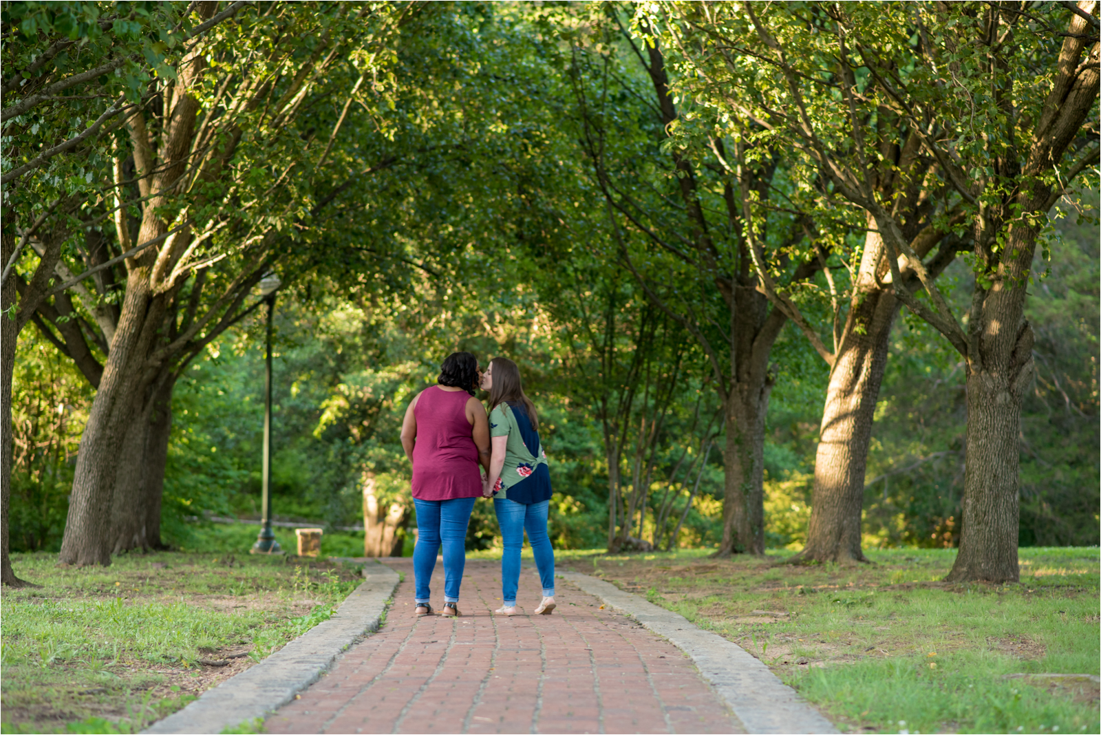 engagement-session-forest-hill-park-lesbian-gay-wedding-equality-interracial-marriage-lake-lakeside-stone-house-rva-richmond-virginia-focus-on-joy-photography